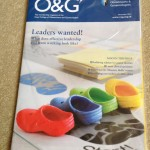 O&G magazine front cover WS